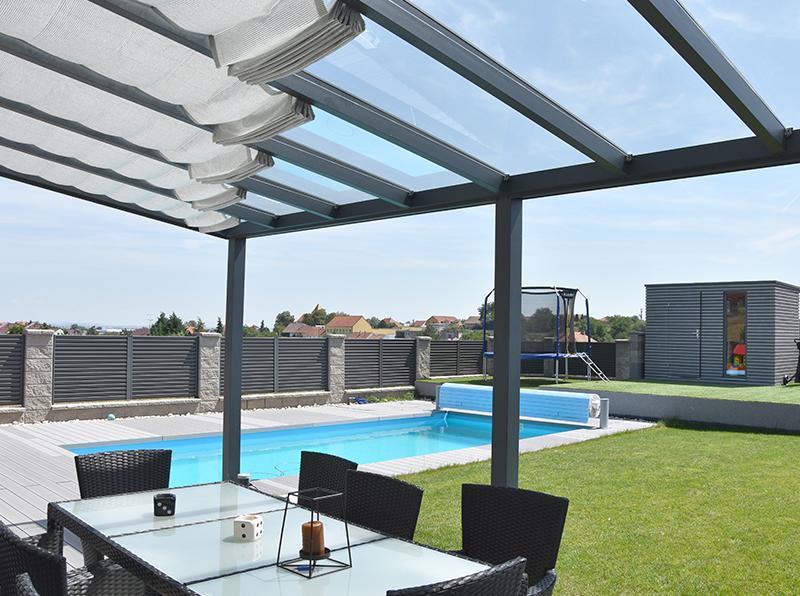 Terrassendach Baugenehmigung