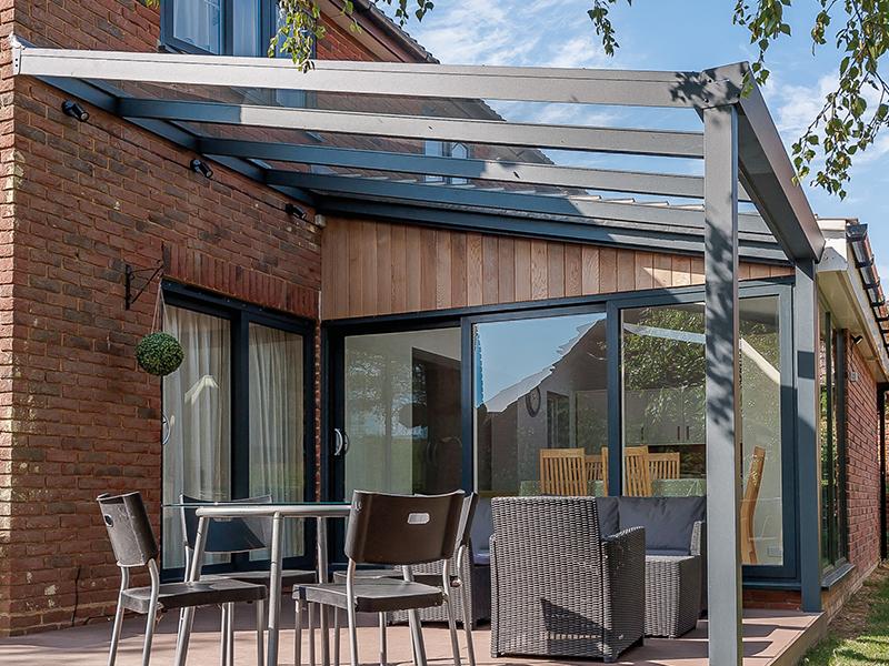 Terrassenüberdachung Baugenehmigung