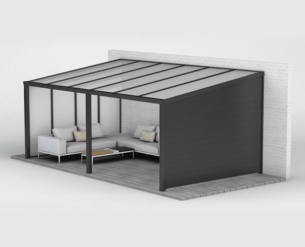Terrassenüberdachung Konfigurator