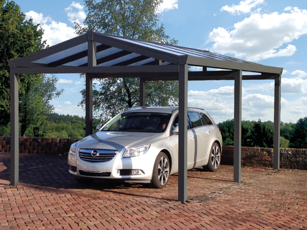 Aluminium Carport