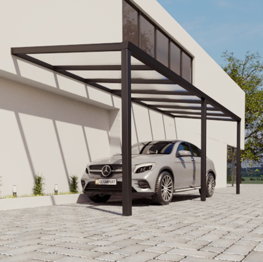 Carport Aluminium Bausatz