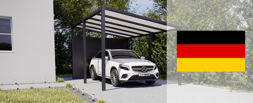Carport Baugenehmigung Deutschland