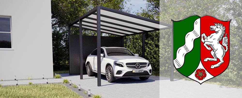 Carport Baugenehmigung NRW