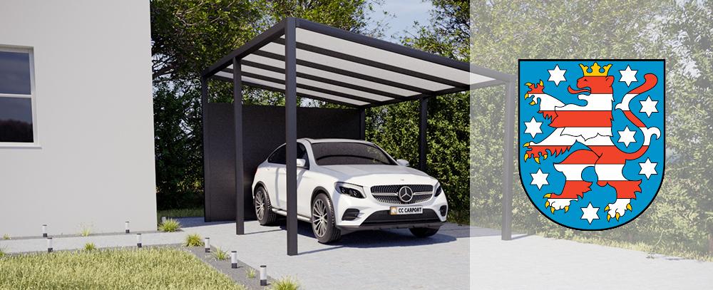 Carport Baugenehmigung Thüringen