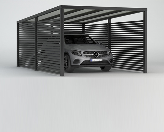 das richtige carport fundament w hlen selber errichten. Black Bedroom Furniture Sets. Home Design Ideas