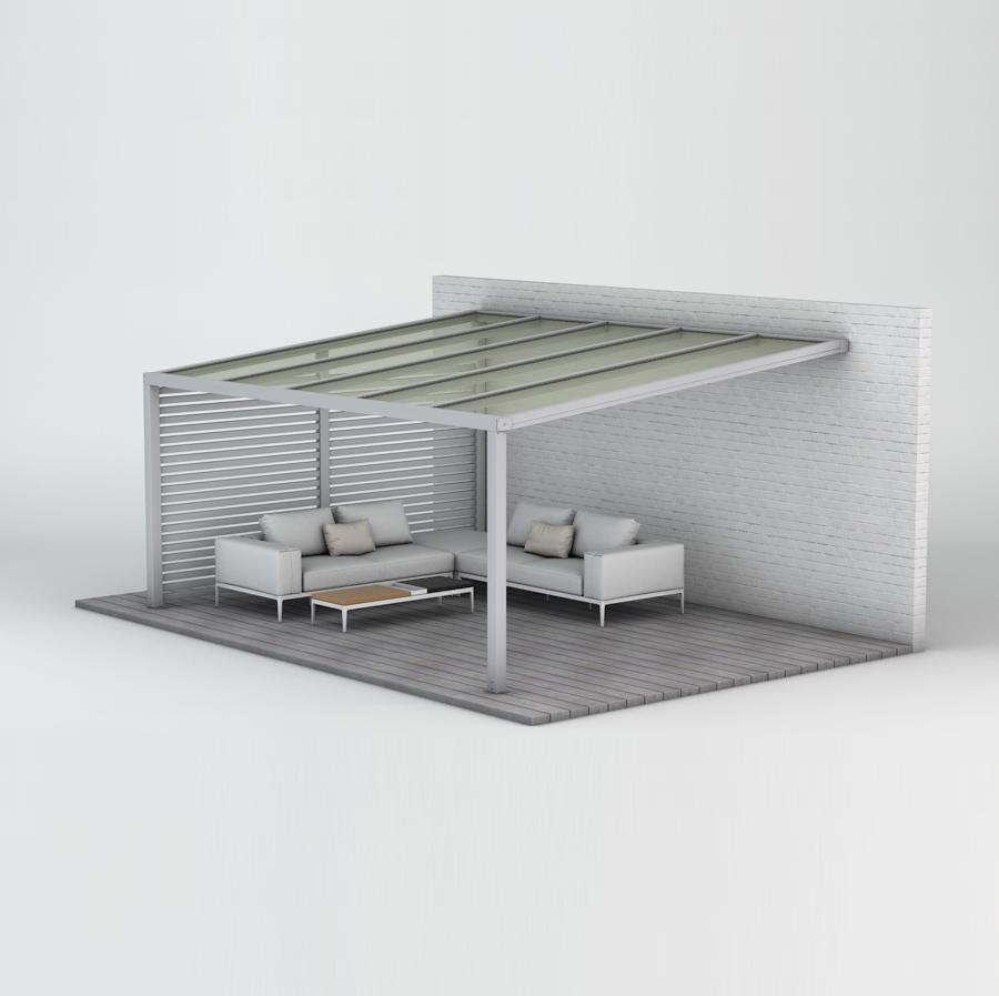 Terrassenüberdachung bausatz