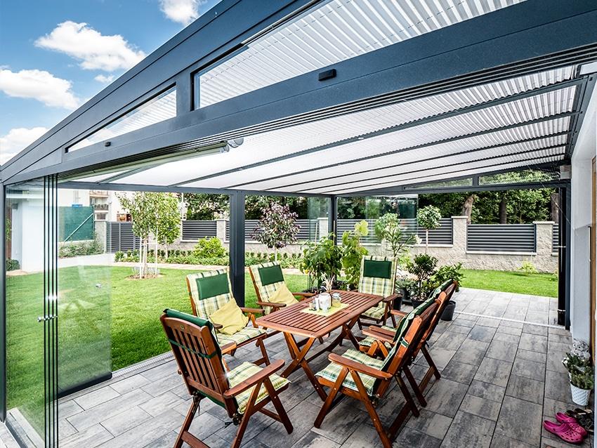 Terrassenüberdachung Baugenehmigung NRW