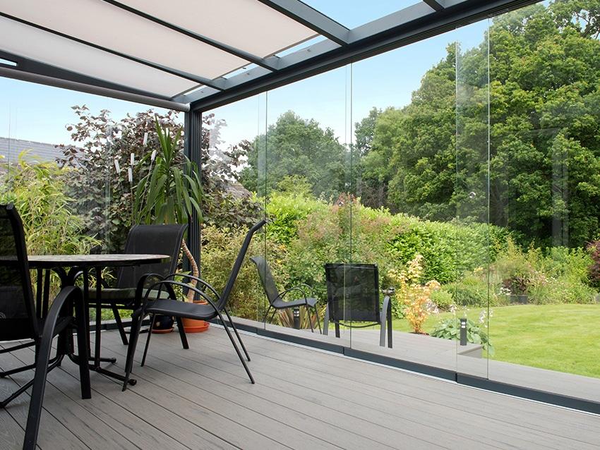 Terrassenüberdachung Baugenehmigung Saarland