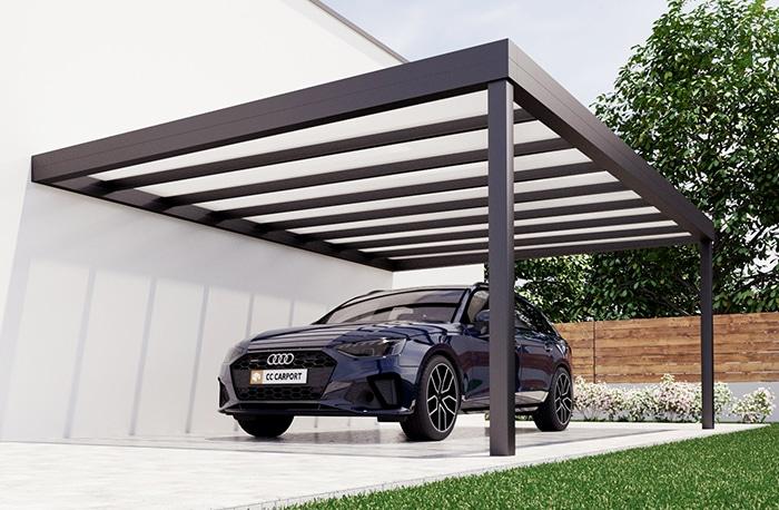 Carport Alu Konfigurator